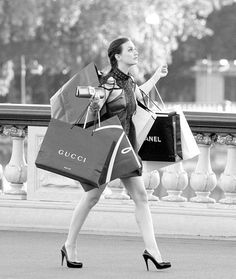 Retail Therapy #blairwaldorf