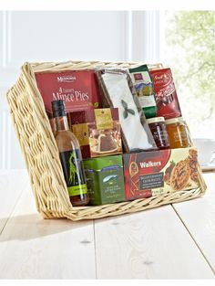 Christmas Gift Basket | very.co.uk