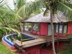 Casa com 3 suítes e uma vista incrível, com uma localização privilegiada no condomínio Vilas de São José.