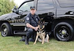 Police K9 Unit  shared by nyfirestore.com   -   Officer Dan Foley has spent the last 26 years with the Wyandotte (Mich.) Police Department. Within that time he has served continuously in the honor guard and successfully lobbied to start its first K-9 unit, for which he was a handler for 14 years with two different dogs. For his passion and devotion, Officer Foley has been selected as the February 2012 Officer of the Month by the National Law Enforcement Officers Memorial Fund.