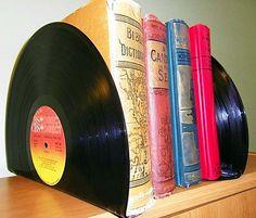 Apoya Libros de disco Vinilo, $20 en http://ofeliafeliz.com.ar