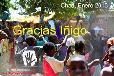 El Chad (África) www.deporteyartesolidario.tv Enero 2013 Agradecimientos