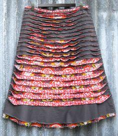 Splice Skirt