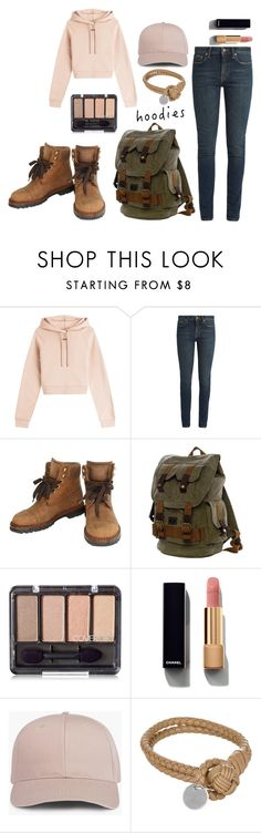 """""""* WE CAN DO THIS TOGETHER by bOO *"""" by boo-sandra on Polyvore featuring Off-White, Yves Saint Laurent, Chanel and Bottega Veneta"""