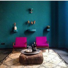 amazing colours, el fenn marrakech