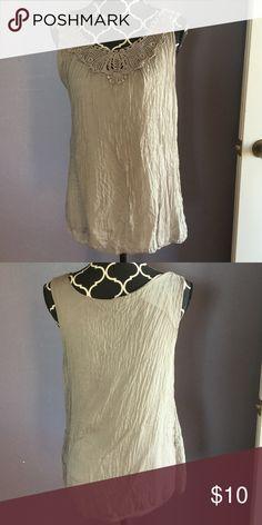 Carla Conti Fun dressy/casual Tunic Excellent condition,  super fun for summer! Tops Tunics
