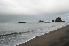 Whatipu near Auckland, New Zealand New Zealand Beach, Kiwiana, Auckland, West Coast, Beaches, Remote, Clouds, Island, Storms