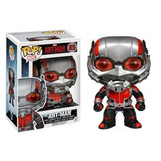 Funko announced a two new Ant-Man Pop!'s – Ant-Man Pop! Vinyl Bobble Head Figure and Ant-Man Yellowjacket Pop! Vinyl Bobble Head Figure coming to your collection this July. Entertainment Earth opened pre-orders for both Funko Pop Marvel, Pop Vinyl Figures, Funko Pop Figures, Funko Pop Toys, Funko Pop Vinyl, Ant Man Marvel, Marvel Fan, Vespa Marvel, Thanos Avengers
