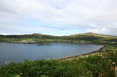 Uig pier/harbor (isle of Skye)