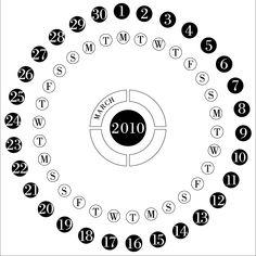 Julian Calendar Perpetual for code dating essential oils