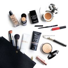 The Beauty Look Book: Fall Foundations