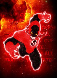 Black Lantern by grivitt on DeviantArt Red Lantern Corps, Blue Lantern, White Lanterns, Comic Book Characters, Comic Character, Comic Books, Dc Comics, Western Comics, Marvel Art