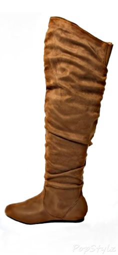 V-Luxury Nature Breeze Slouch Boot