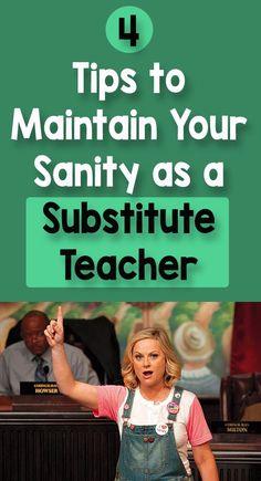 Substitute Teacher Bag, Subsitute Teacher, Teacher Hacks, Teacher Humor, Teacher Resources, Bored Teachers, Teachers Aide, Becoming A Teacher, Teaching Tips
