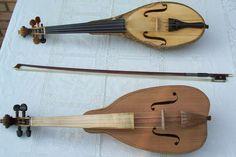 gourd fiddles