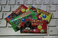 Weekly Photo Challenge : Object |Legendary Bubble Gum (YOSAN)