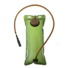 OuterStar Water Bag Outdoors Camping Hiking Travel Running Cycling Climbing Mountaineering foldable Water Reservoir 2.5 Liters (Army Green) * Review more details here : Backpacking gear