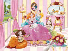 De Princesas  -   Monica Carretero