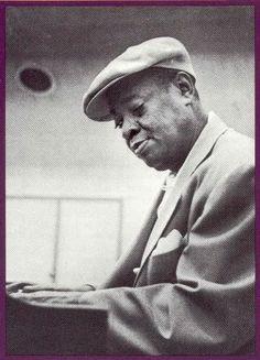 Art TatumOctober 13, 1909 ~ November 5, 1956Jazz pianist