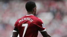 "Memphis ""It's an honour to wear the number seven and I will wear it with pride."" #MUFC"