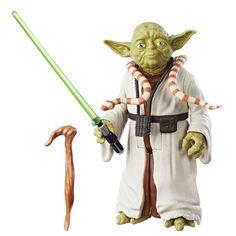 bc0675b8b1 Hasbro Star Wars - Figura Yoda - C1429-1  starwars  kuantokusta
