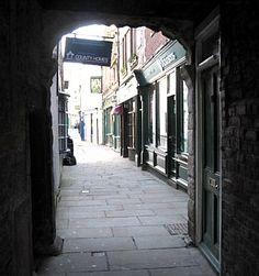Hexham, UK