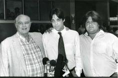 Marlon Brando with sons, Christian and Miko 1990 LA.jpg