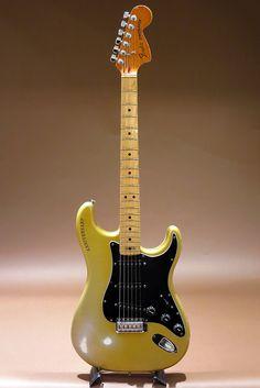 FENDER/USA[フェンダー/ユーエスエー] 1979 25th Anniversary Stratocaster|詳細写真