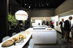 VISIT EUROCUCINA 2016 FOR THE BEST KITCHEN DESIGN IDEAS_see more inspiring articles at http://www.homedesignideas.eu/visit-eurocucina-2016-best-kitchen-design-ideas/