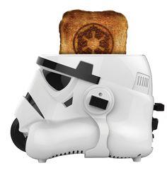 Grille Pain Star Wars Stormtrooper - Pangea Brands - Acheter vendre sur…