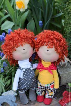 Купить Текстильная куколка! - комбинированный, купить подарок, куклы ручной работы, кукла из ткани