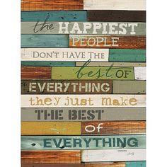 MA863  Happiest People by ArtByMarlaRae on Etsy, $54.98