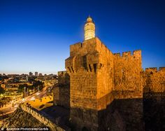 Discovered around 15 years ago, the remains of Herod the Great's Palace have been carefull...