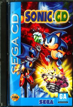 Sonic the Hedgehog CD. SEGA  Sonic Team, 1993.