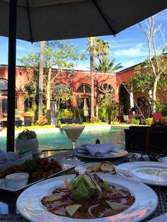 Restaurante Hacienda Laborcilla en Santiago de Querétaro, Querétaro de Arteaga