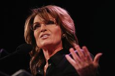 Palin's ability to speak with precision and restraint is sorely lacking among other entrants in the G.O.P. race.