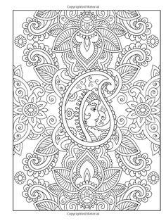Creative Haven Mehndi Designs Coloring Book: Traditional Henna Body Art (Creative Haven Coloring Books): Marty Noble, Creative Haven: 9780486491264: Amazon.com: Books
