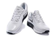 All Nike Air Max Zero in our store are fashion with great quality.Men s UK  Nike Air Max Zero QS Leather Shoes White Black Trainers UK Sale are now  popular ... 629c6f954