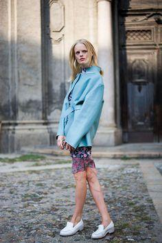 Hanne #streetstyle #fashion #beauty