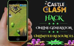 Castle Clash Hack tool is online cheat tool for generating unlimited gold, mana, and gems. Get FREE Castle Clash resources.