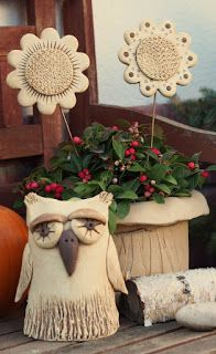 Farm Crafts, Diy And Crafts, Papercrete, Clay Birds, Paper Mache Sculpture, Air Dry Clay, Sustainable Design, Clay Projects, Ceramic Art