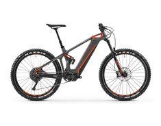 Mondraker e-CRUSHER CARBON R+ aus der Kategorie E-Bike Fully Bild 1 E Mtb, Electric Mountain Bike, Mountain Biking, Bicycle, Cars, Vehicles, Veil, Round Round, Autos