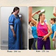ZUMBA: Kendra Found Zumba and Lost 151 Pounds! Read her weight loss transformation story for fitness motivation!