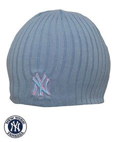 5c10e98f324 New Era NY Beanie Hat Knit Hat New York Yankees Official Boys Girls Womens