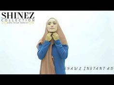 Video tutorial shawl instant double loop - YouTube Instant Hijab, Hijab Tutorial, Fashion 2020, Hijab Fashion, Shawl, Aurora Sleeping Beauty, Youtube, Applique, Collection