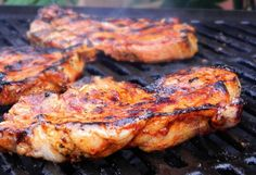 Marinade for pork chops in the oven: For chops … – Dinner Recipes Easy Healthy Recipes, Meat Recipes, Easy Meals, Cooking Recipes, Pork Chop Marinade, Marinade Sauce, Marinade Porc, Soy Sauce, My Best Recipe