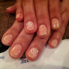Marble nail:-)