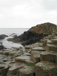 Giant's Causeway #Ireland #travel