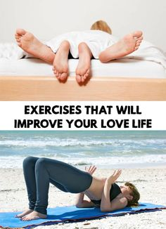 You are already aware of all the benefits sport had on your well-being and body. Find out Exercises That Will Improve Your Love Life!