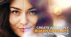 In this tutorial, you will learn to create and apply Bokeh Overlays using images are less than perfect, and by using the Field Blur filter.